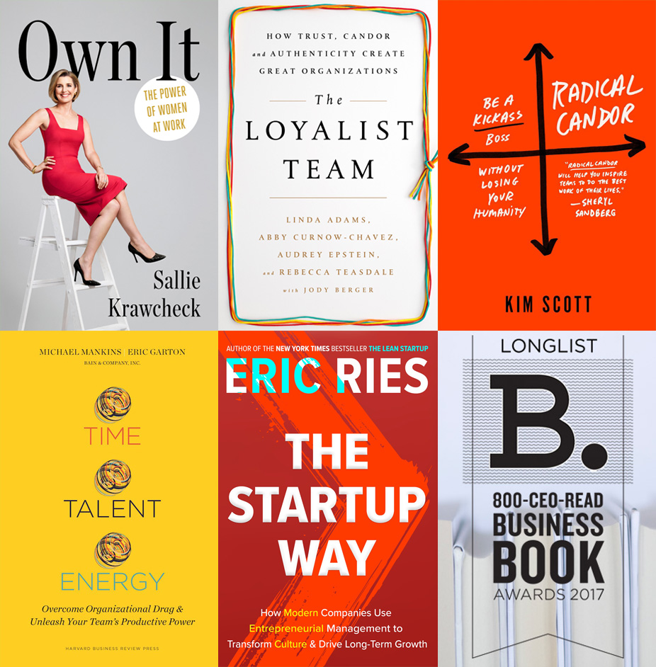 Inside the Longlist: The Best Management & Workplace Culture